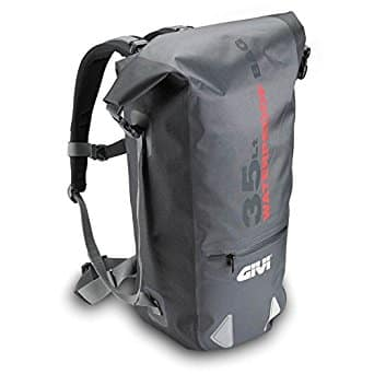 Givi WP403 35L Waterproof Motorcycle Backpack - $46.33