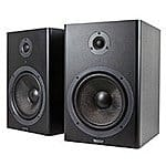 Monoprice Studio Monitors 8 in $169.99, 5 in $116.48, 10 in sub $151.42 Plus 10% off with code 10WKD Free shipping on orders over $75!! (M-Audio BX Series Clones)