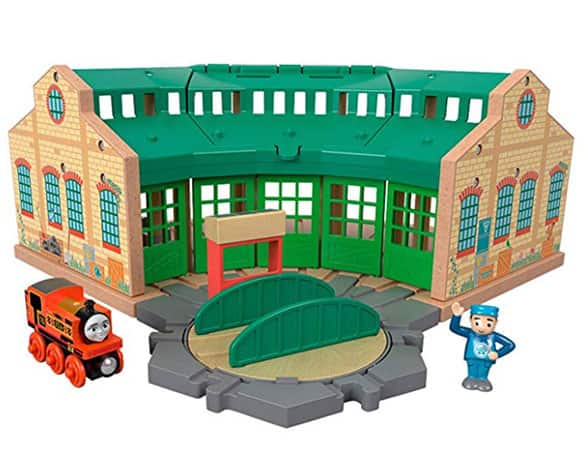 Thomas & Friends Fisher-Price Wood, Tidmouth Sheds $45.99