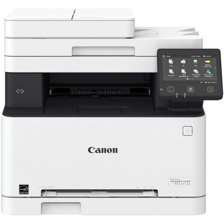 Canon imageCLASS® MF634Cdw Wireless Color Laser All-In-One $199 Free Shipping @ Office Depot