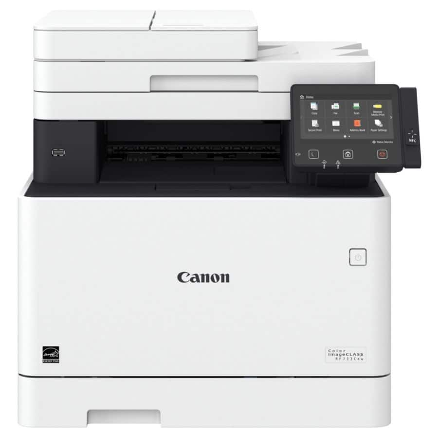 Canon imageCLASS MF733Cdw All-in-One Color Laser Printer $205 + Free Store Pickup