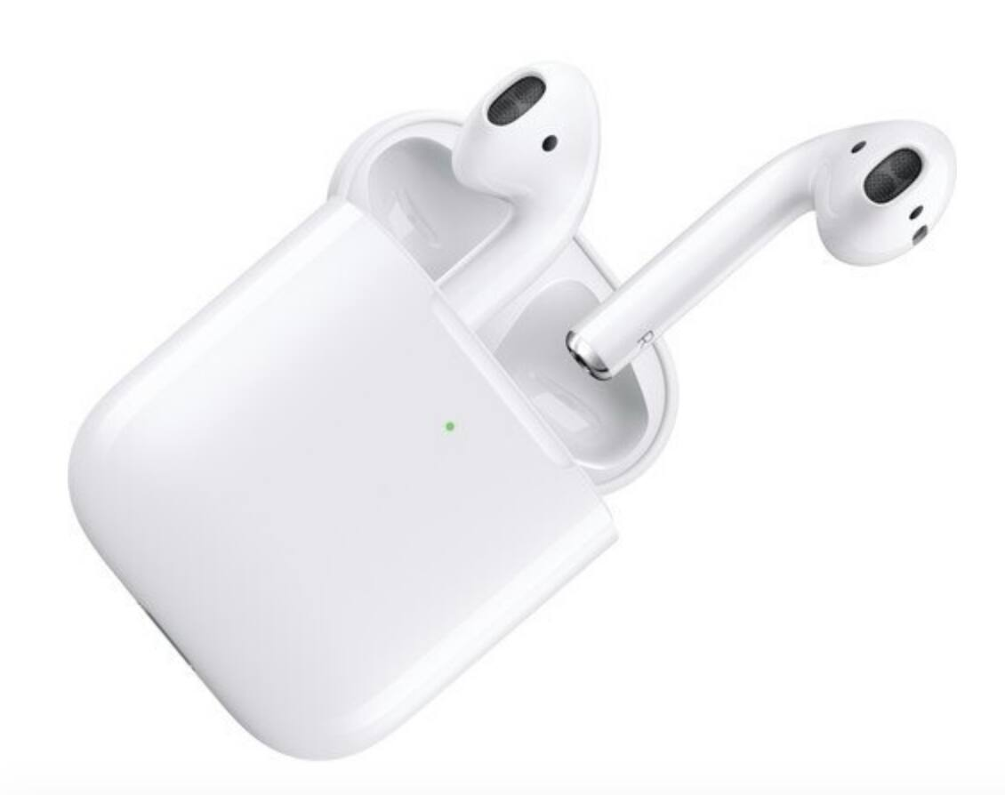 AirPods 2nd generation (latest version) for $159.54