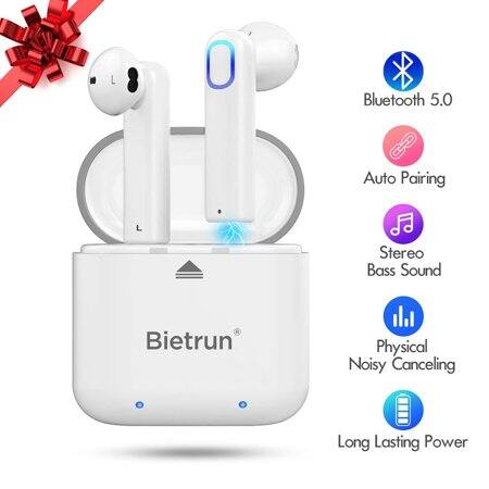 Cyber Monday Sales Bluetooth Wireless Earbuds $37.99 + free shipping