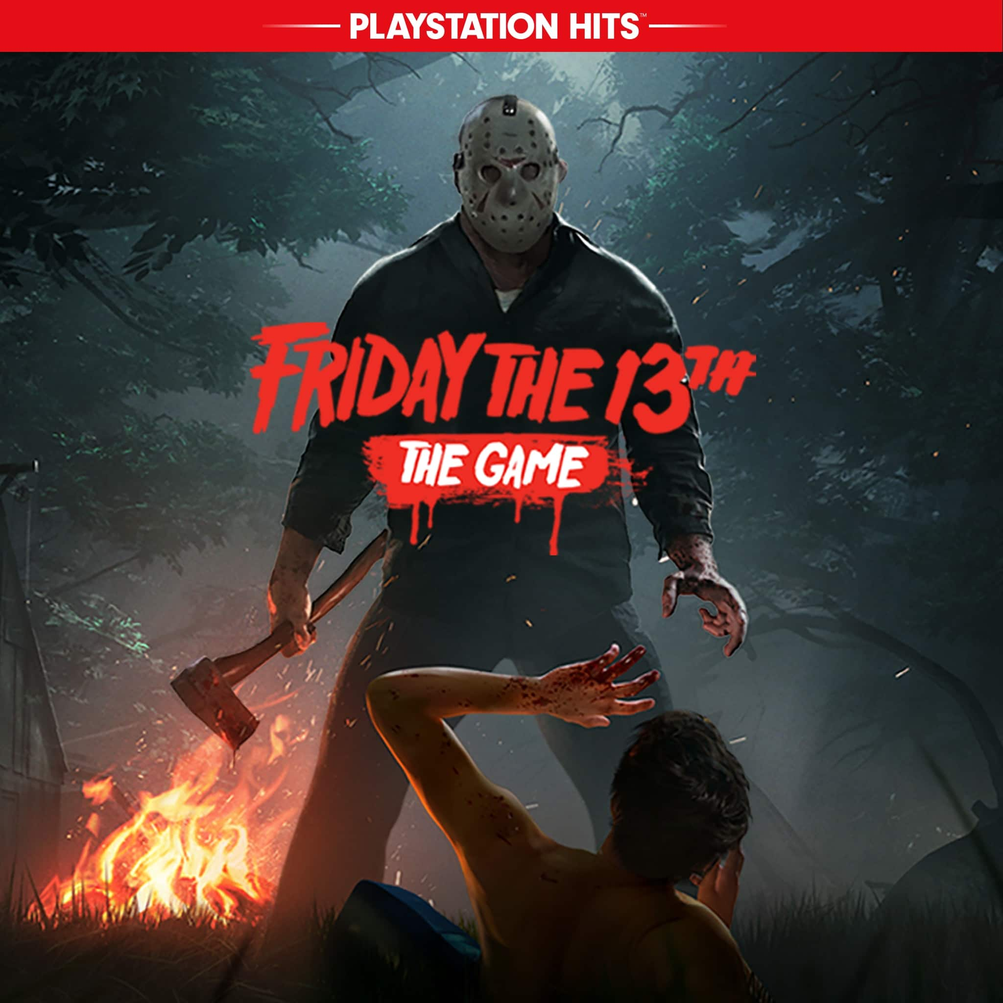 Friday the 13th: The Game - PS4 DIGITAL - $3.74