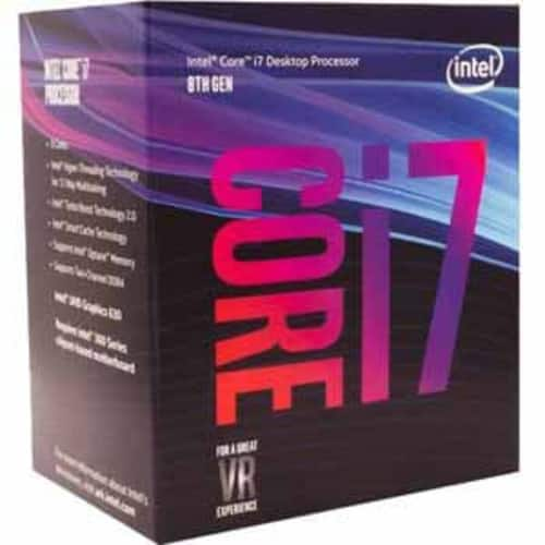 Intel Core i7-8700 Coffee Lake 3.2GHz / 4.6GHz Turbo $289 FS ($242 in-store)