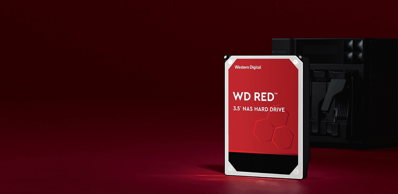 Western Digital Red 10TB Hard Drive - $194