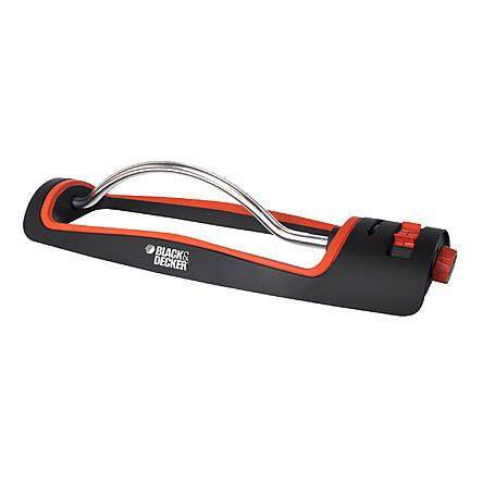"Black & Decker Black & Decker 18"" Oscillating Sprinkler for $1.99"