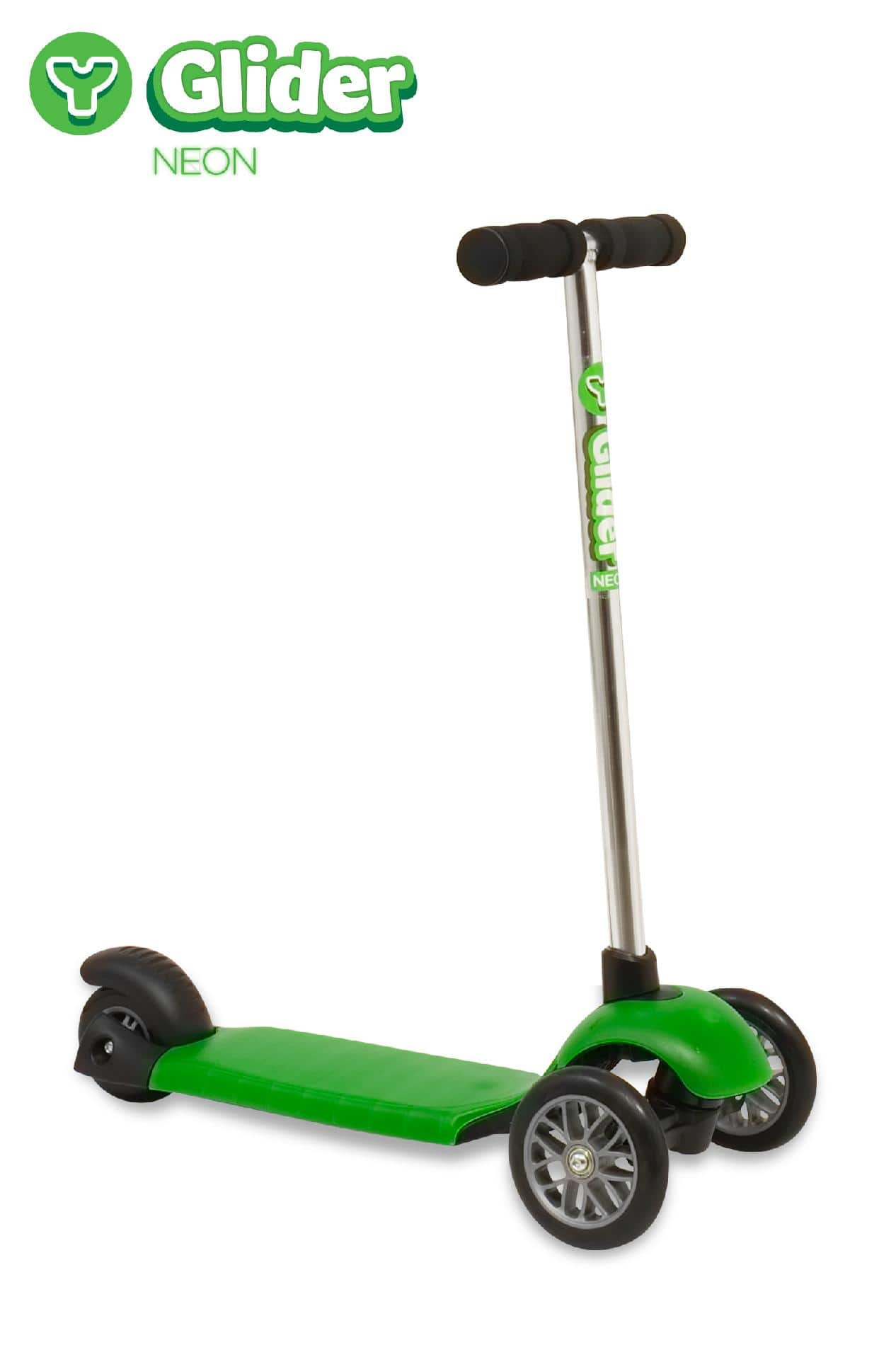 Yvolution Y Glider Neon Green Scooter $20 + Free Store Pickup