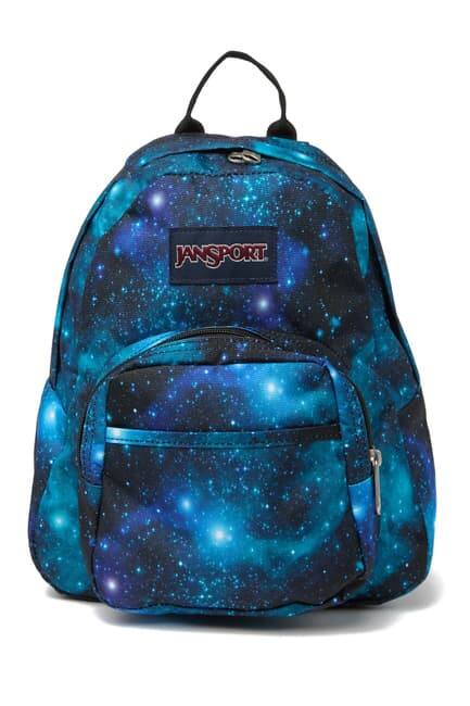 Jansport | Half Pint Mini Backpack | Galaxy Print | $14.97 + FREE shipping