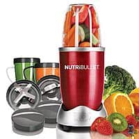 Kohls Deal: NutriBullet 600 Watts 12 Piece set $59.50 (free store pickup) + Tax @ Kohl's