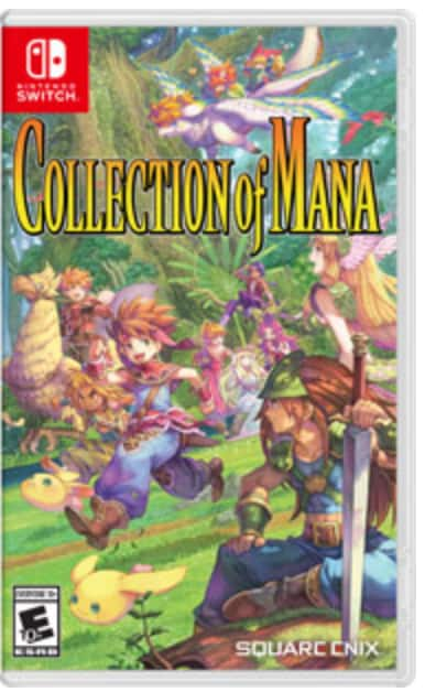 Collection of Mana - Nintendo Switch (+ $10 Rewards Cash with Pre-Order/Purchase) $39.99