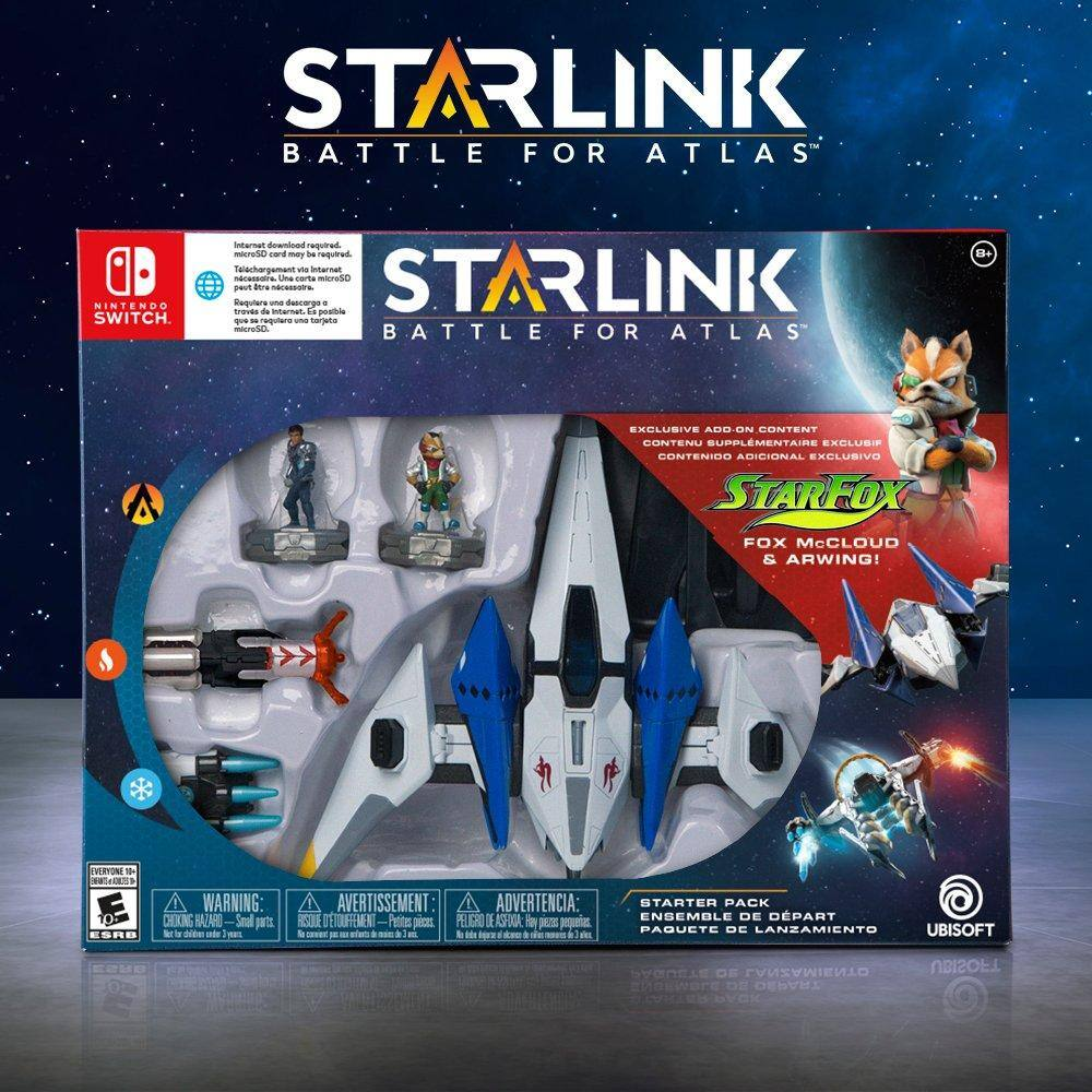 Starlink: Battle for Atlas Starter Pack (NSW/PS4/X1) $12