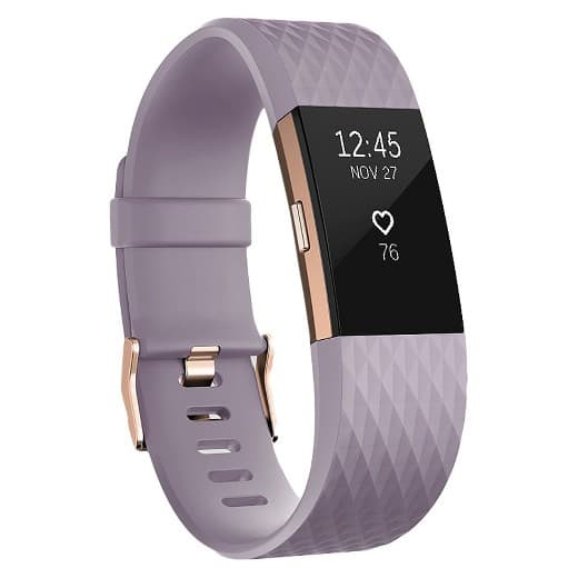 Fitbit Charge 2 Heart Rate + Fitness Wristband (Rose Gold Series) $53.98 @ Target YMMV