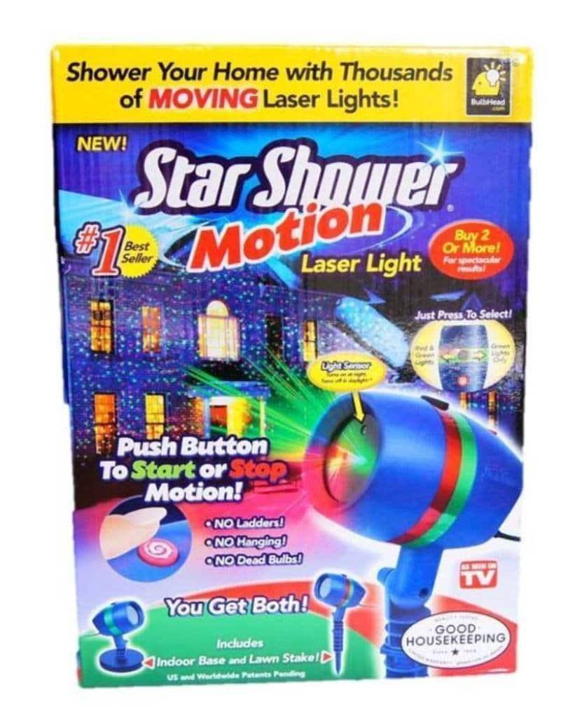 Amazon Warehouse Deal     Star Shower Motion very good $8.50 or like new $9.00 limited number