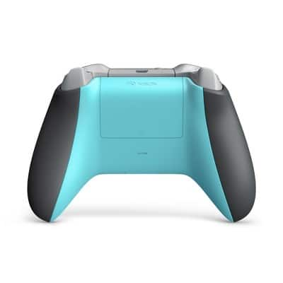 Target Xbox One Wireless Controller - Charcoal/Blue clearance $32.48 YMMV $32.43