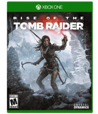 Rise of the Tomb Raider Xbox One - Jet.com NEW Accounts Only - $32.49