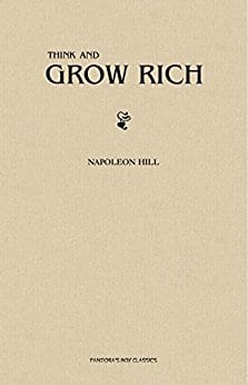 Think and Grow Rich Kindle Edition for FREE