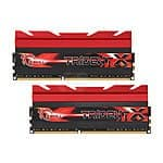 G.SKILL TridentX Series 16GB (2 x 8GB) 240-Pin DDR3 SDRAM DDR3 2400 (PC3 19200) $114.99 + FS