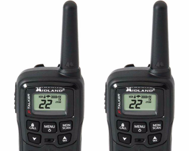 Midland X-Talker T10 Two-Way Radios $19.99 + FS at Dick's