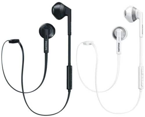 Open Box New Philips In-Ear Noise Isolating Wireless Bluetooth Headphones with Microphone $12 + FS