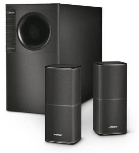 Bose Acoustimass® 5 Series V stereo speaker system - Factory Renewed $250 direct from Bose Seller