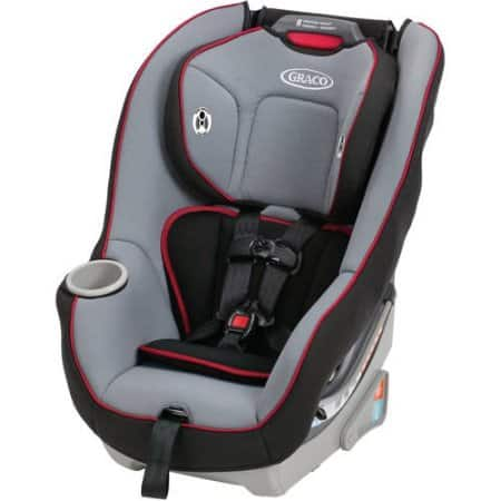 Graco Contender 65 Convertible Car Seat [Chilli Red] $90.24 + FS