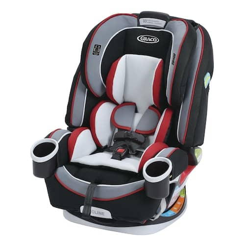Graco 4Ever All In One Car Seat $239 and $60 kohls cash and Extend2Fit Convertible Car Seat $179 and $45 Kohls cash & few more on sale with Kohls cash