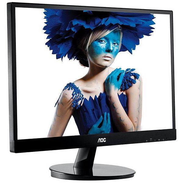 AOC i2269vw 22-Inch Class IPS Frameless/ Extra Slim LED Monitor, Full HD,250 cd/m2,5ms,50M:1 DCR,VGA/DVI, VESA $69 Lowest