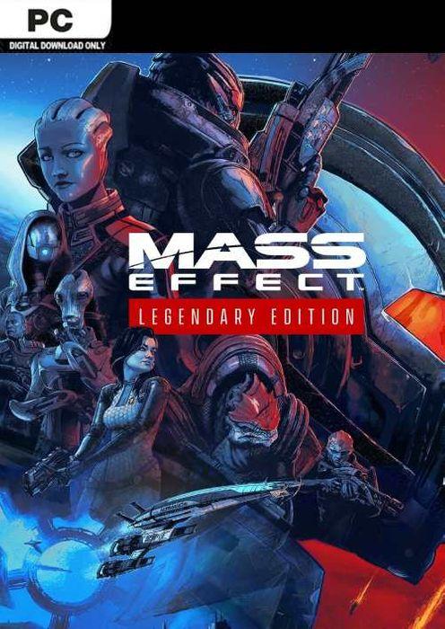 Mass effect legendary edition pc (pc digital download) $39.79 at CDKeys