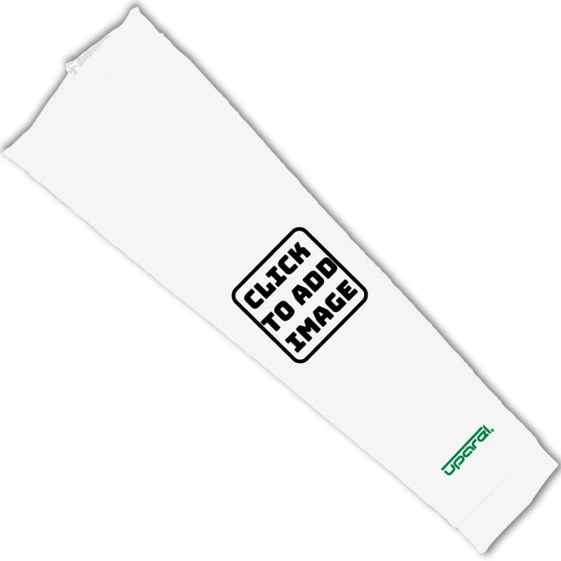 Customized Compression Arm Sleeves $7 ($6.30 With Coupon) - Including ADD YOUR OWN LOGO