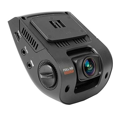 """Rexing V1 2.4"""" LCD 1080p Wide Angle Dash Cam $74.99"""