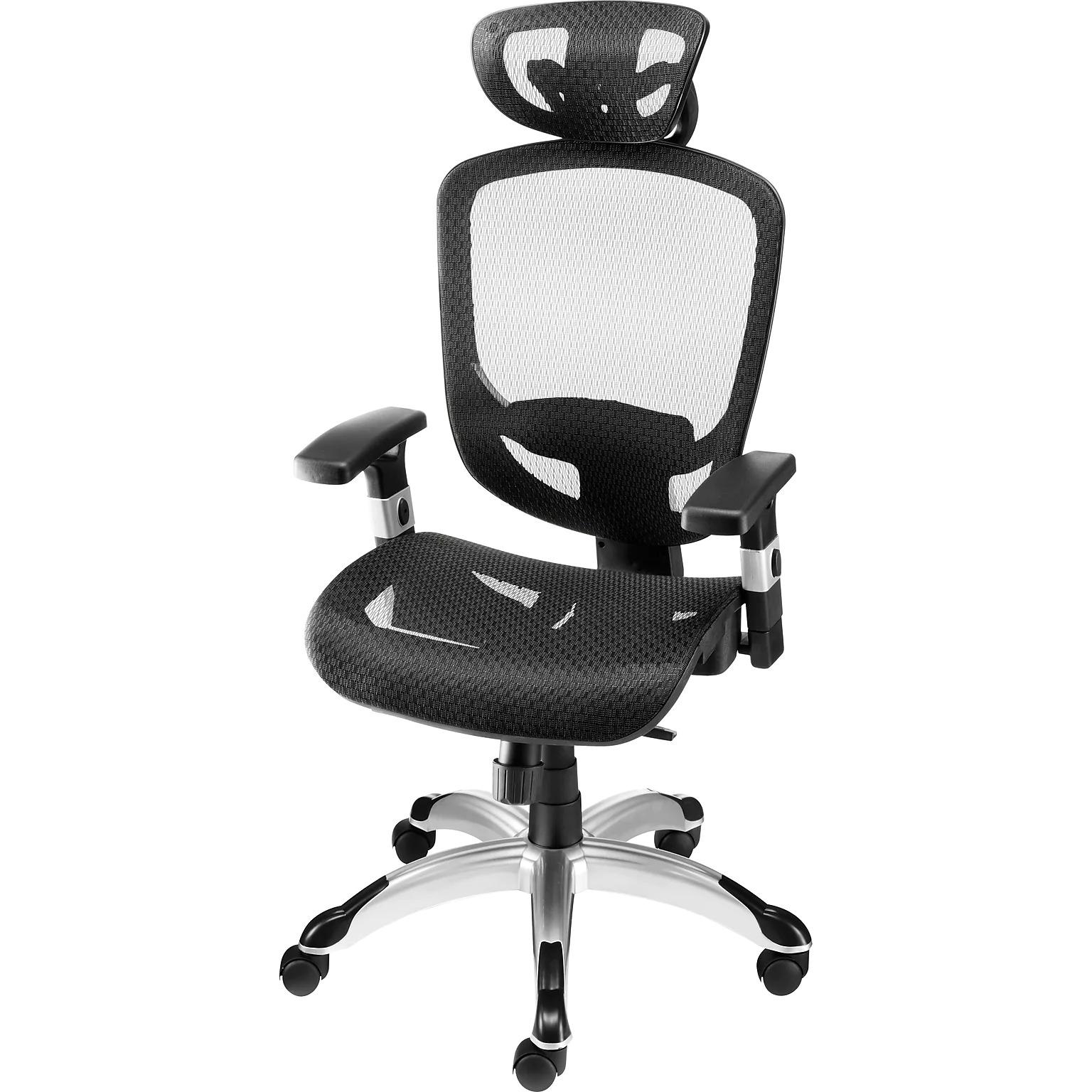 Staples FlexFit™ Hyken Mesh Task Chair + Free Shipping $159.99