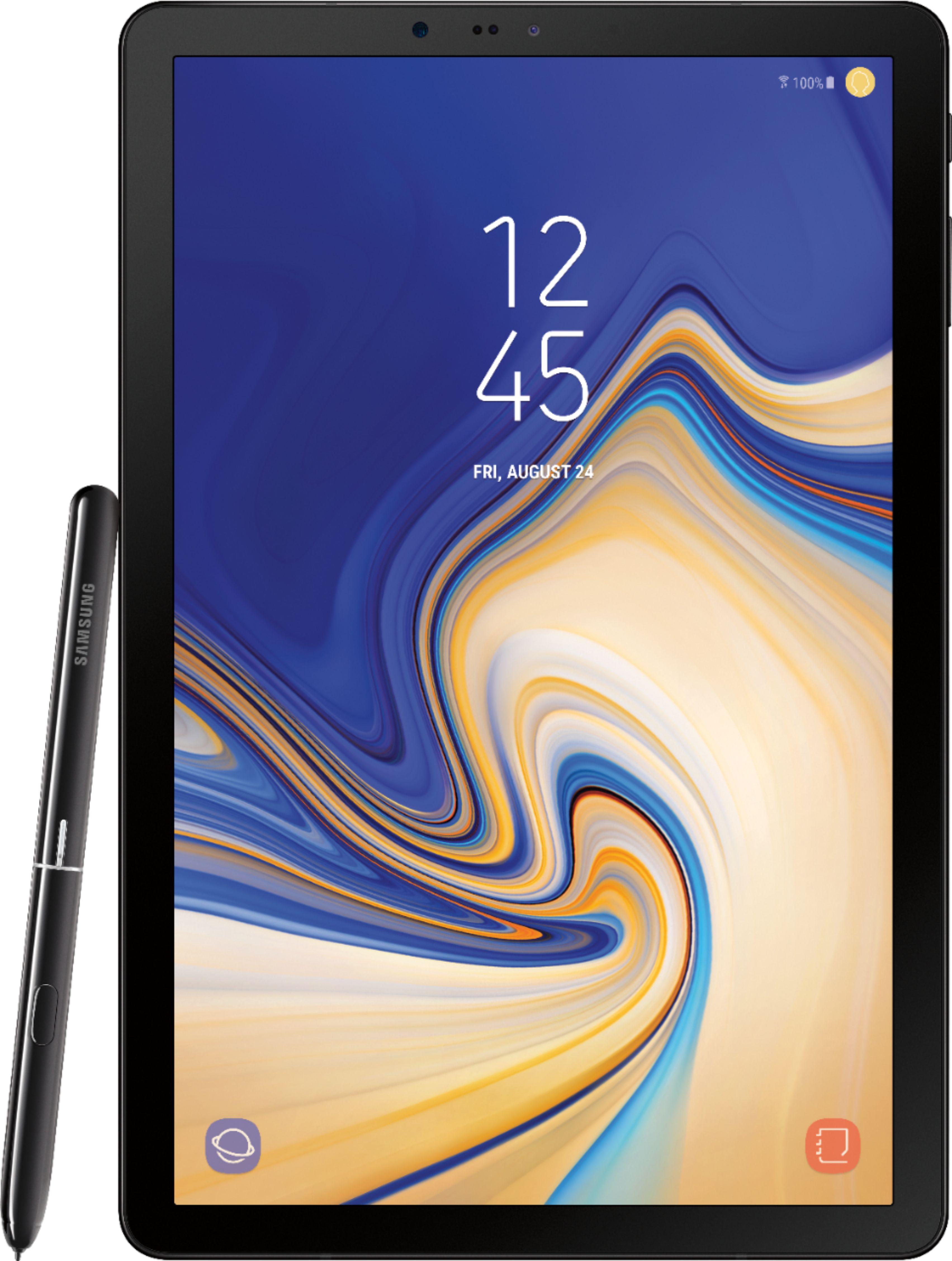 Galaxy Tab S4 64gb best buy open box $219 YMMV