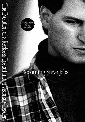 Becoming Steve Jobs (Kindle ebook) $2.99 down from $11.99