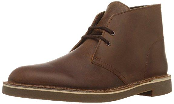 20% off Clarks Bushacre 2 Chukkas @ Amazon, select sizes/styles YMMV eg. D. Brown 8M for $33.21