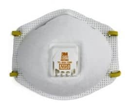 N95 3M 8511 Particulate Respirator Mask, Cup, Elastic Strap, One Size, 80/Case, FS $184.95