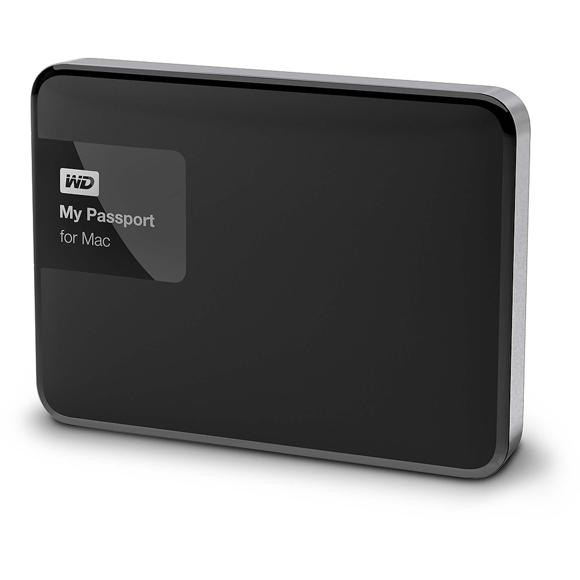 how to open western digital external hard drive my passport