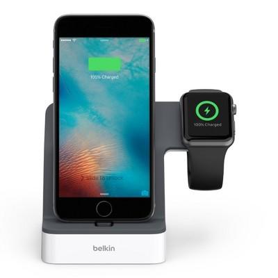 Belkin PowerHouse Apple Watch + iPhone Dock @ $29.99 - Target B&M YMMV