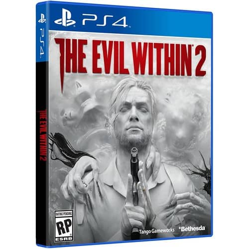 The Evil Within II - PS4 [Digital Code] [Online Game Code, Standard, PlayStation 4] - $29.99