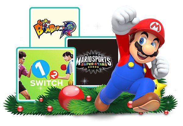 Nintendo eShop Cyber Deals - Multiple Games
