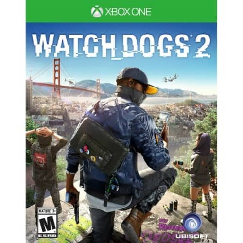 Watch Dogs 2 (XBO) is $12 on Amazon Lightning Deal (Prime Early Access)