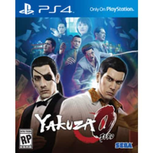 Yakuza 0 - PS4 at Gamestop - $30 with FS
