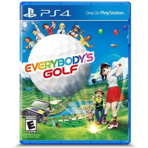 Everybody's Golf PS4 - $15 - Target