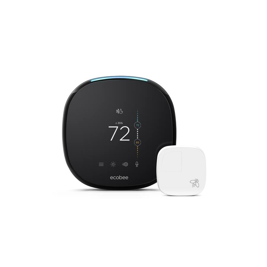 $20 off ecobee4 @Lowe's with promo code 7XY8LLW2