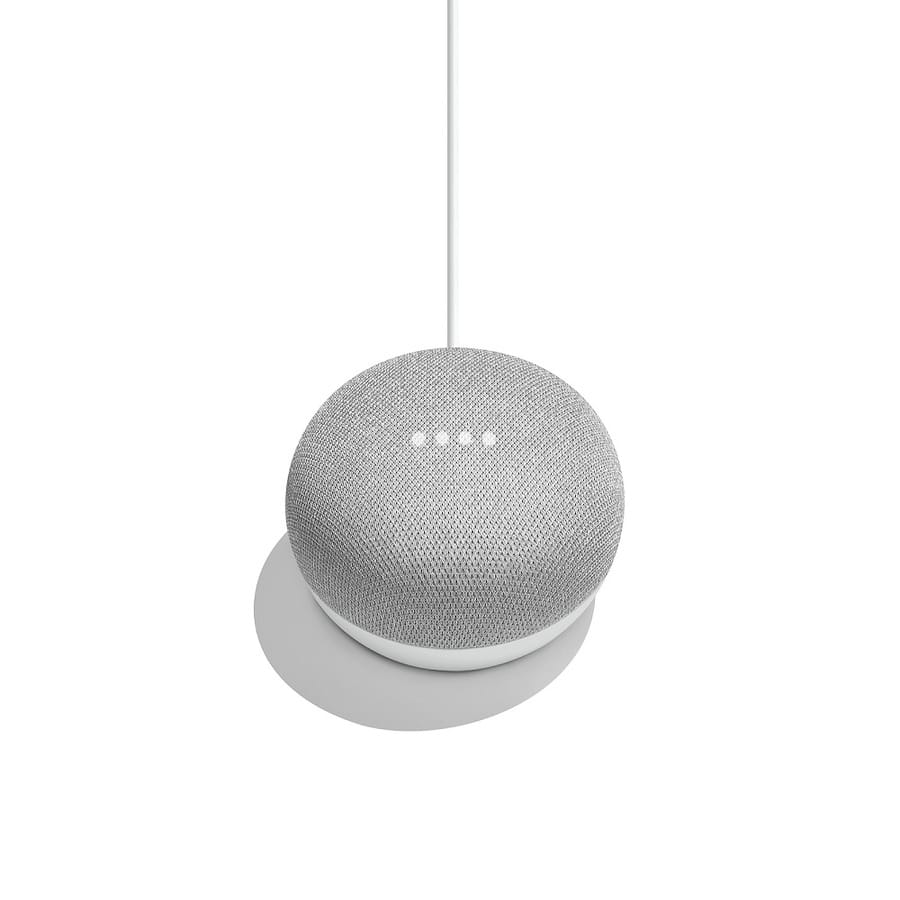 ONE DAY ONLY 2/23: Buy a Google Mini (#921378 OR #921379), get an Iris switch (Item # 797379 OR 857924) FREE @Lowe's $49