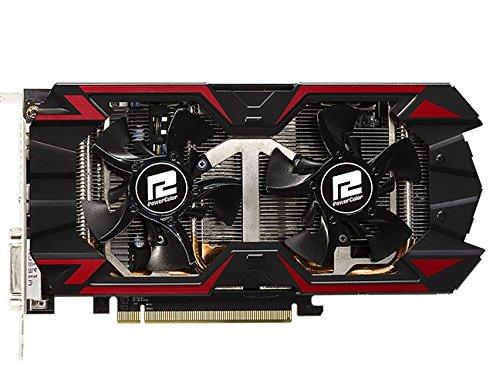 PowerColor PCS+ Radeon R9 380 GDDR5 256Bit 4GB Video Card $164.99 AR + FS
