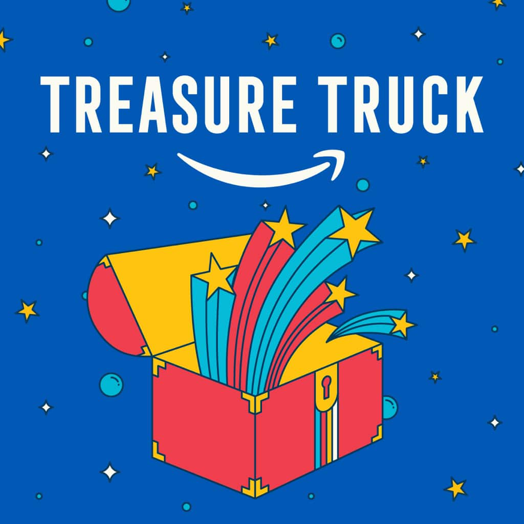 Ring doorbell wired 1080p on Amazon treasure truck - $47.99