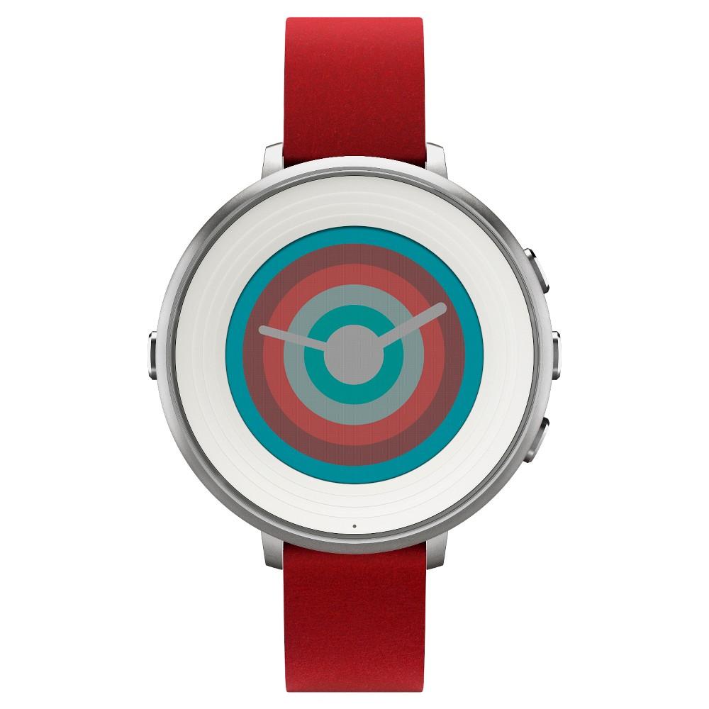 New in Box Pebble Time Round Smartwatch - 14mm - $59.98 - B/M Target Clearance - YMMV (Razer Nabu Smartband 2015 too - $29.98)