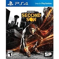 Amazon Deal: Amazon Price Matched Best Buy's Weekend PS4 Deals: Infamous Second Son at $29.99, Wolfenstein: The New Order at $29.99, etc.