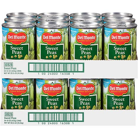 Price error SYWR Kmart - Various canned vegetables $1-4 per tray